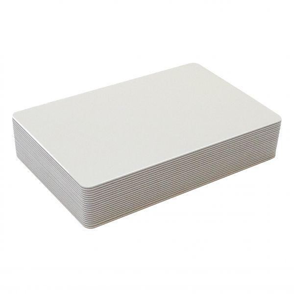 Blanko Plastikkarten