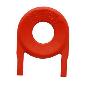 70000014 Roter Schlüssel