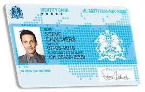 Ausweiskarten