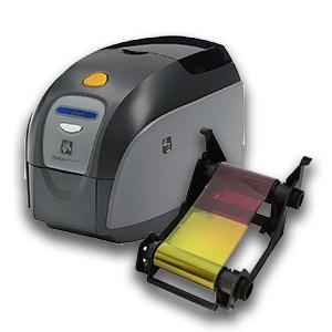 Farbbänder Zebra ZXP Series 1
