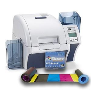 Farbbänder Zebra ZXP Series 8