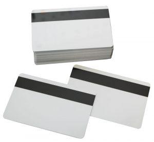 Magnetstreifenkarten HiCo- LoCo-