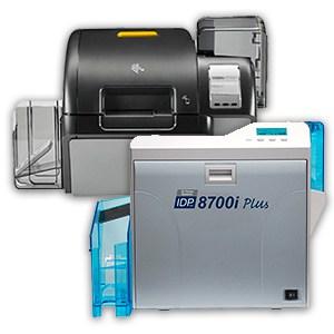 Re-Transfer Kartendrucker