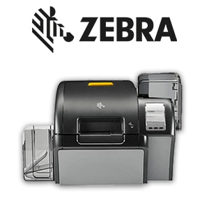 Zebra Retransfer Kartendrucker